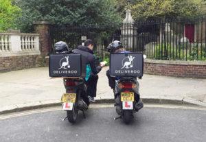Deliveroo Bikes