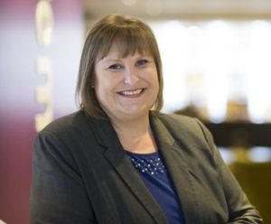 Alison Brittain, chief executive of Whitbread
