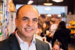 Chaker Hanna, CEO of Comptoir Libanais