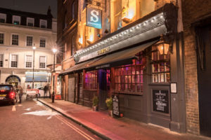 Simmons Cocktail Chain Comes to Camden