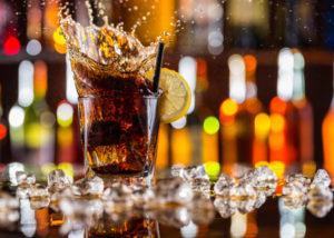 Soft Drink in Pub