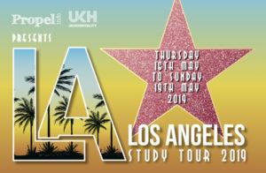 Los Angeles Study Tour 2019