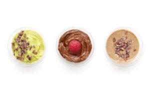 Crussh Dessert line up
