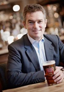 Simon Emeny, CEO, Fuller's