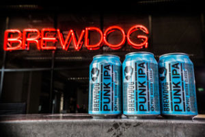 BrewDog Chilled