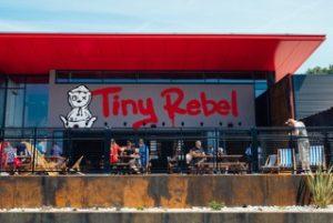 Tiny Rebel's £2.6m brewery