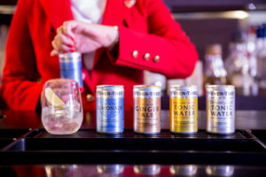 Fever-Tree has agreed a deal with Virgin Atlantic