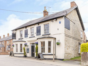 The Fox & Hounds in Whittlebury, which has been bought by Silverstone Real Ale