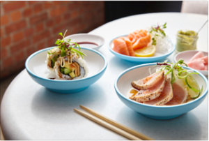YO! brings Japanese street food to the heart of Worcester