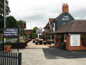 All Our Bars has reopened The Boot pub in Bracknell
