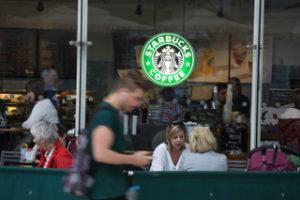Starbucks Intu Milton Keynes