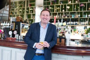 City Pub Group chairman Clive Watson