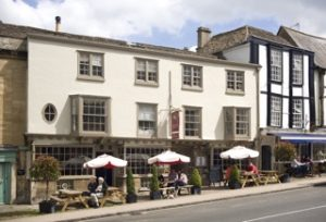 The Highway Inn in Burford High Street, which has been acquired by former Cote recruitment director Scott Williamson