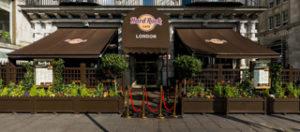 Hard Rock Cafe in London