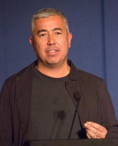 Box park chief executive Roger Wade