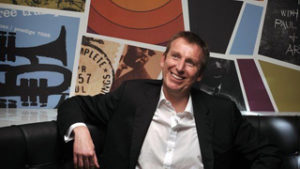 Richard Hodgson has been appointed chief executive of YO! Sushi