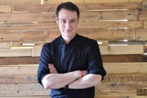 Chef and restaurateur Victor Garvey