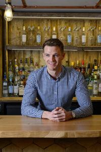 Oliver Tree Brasserie owner Dean Wilson