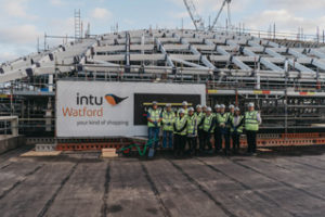 The extension at Intu Watford, which will feature 11 new restaurants