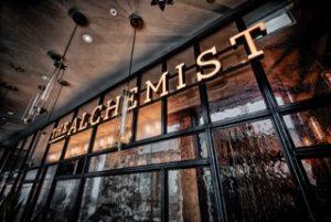The Alchemist general view