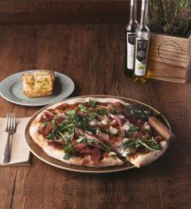 Marco Pierre White's franchised restaurant company Black and White Hospitality has introduced a new menu for its Bardolino Pizzeria Bellini & Espresso Bar brand