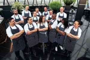 Chefs at Searcys