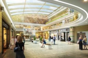 Tunsgate Quarter in Guildford, the new 80,000 square foot leisure and retail scheme