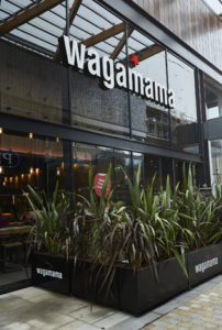 Wagamama in Bracknell