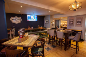 Mitchells & Butlers has reopened the former Fox & Quill in Northampton as The Optimist
