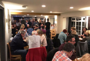 The World's Biggest Pub Quiz at the Crown in Radnage, Buckinghamshire