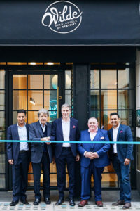 Staycity has opened its first Wilde aparthotel