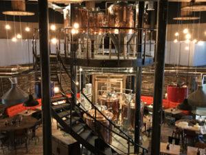 Brewhouse & Kitchen's site in Milton Keynes