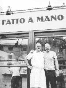 Rupert Davidson, co-founder of Fatto a Mano