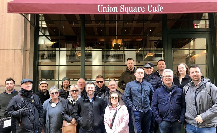 New York Study Tour 2018