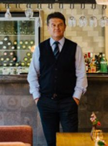Oakman Inns founder and chief executive Peter Borg-Neal