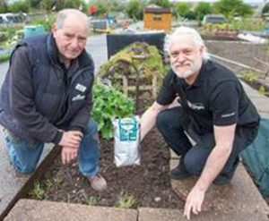 Starbucks UK has launched a Grounds For Your Garden campaign that highlights its offer of free coffee grounds for gardeners