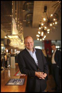 Stonegate Pub Company chairman Ian Payne