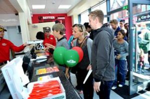 Papa John's franchisee Bally Brar has opened a store in Didcot for his second site in Oxfordshire