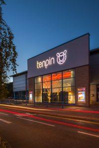 Tenpin in Cardiff