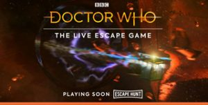 Escape Hunt – Doctor Who
