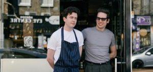 Monty's Deli founders Mark Ogus and Owen Barratt