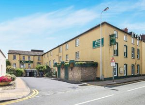 The Ivy Bush in Carmarthen, which has been acquired by Compass Hospitality Group