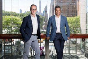 D&D London founders David Loewi and Des Gunewardena