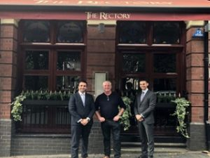 Mosaic Pub and Dining has acquired The Rectory in Birmingham as part of a three-site deal