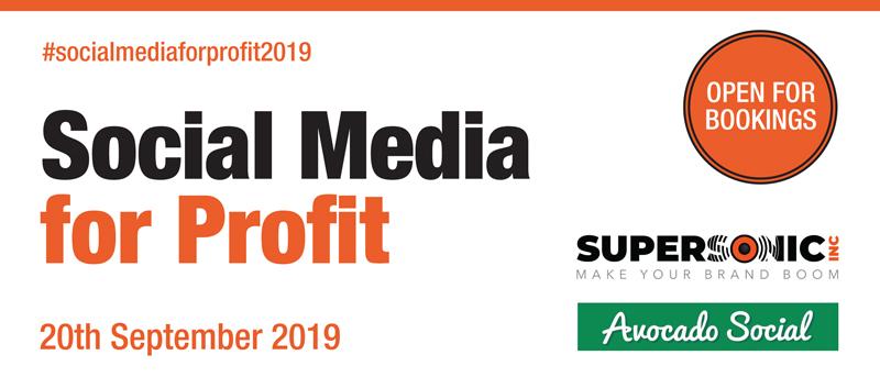Social Media For Profits Sep19