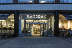 Planet Organic in Muswell Hill
