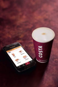 Costa Coffee has launched a mobile pre-order drinks service for members of its Costa Coffee Club loyalty programme