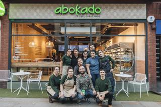 The Abokado site in Hammersmith