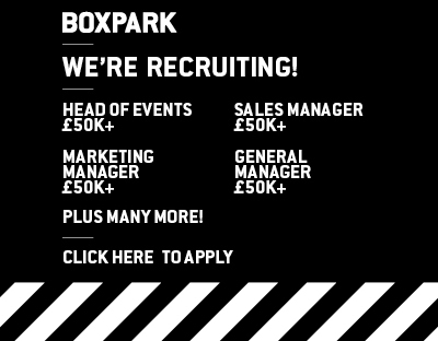 Boxpark We're Recruiting