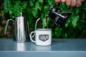 Caravan is to run coffee counters at a number of sites operated by co-working company The Office Group